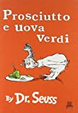Image of Prosciutto U Uova Verdi (Italian Edition)