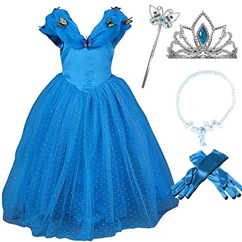 2015-New-Cinderella-Butterfly-Party-Dress-Costume-with-Accessories