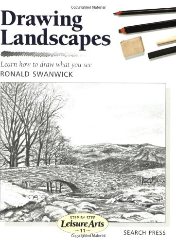 Drawing Landscapes (Leisure Arts)
