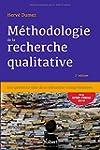 M�thodologie de la recherche qualitat...