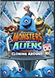 Monsters Vs. Aliens Cloning Around