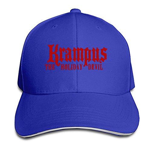 Krampus Hat Unisex-Adult Freestyle Adjustable Cap