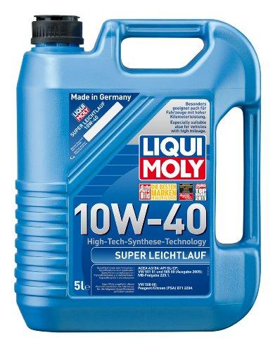 liqui-moly-1301-super-leichtlauf-10w-40-aceite-para-motores-de-automoviles-de-4-tiempos-5-l