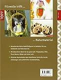 Image de Filz-Minis ganz natürlich: Dekorative Figuren aus Filzwolle und Naturmaterial (kreativ.ko