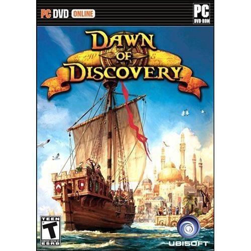 Dawn Of Discovery - Pc front-927285