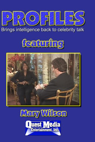 Profiles Featuring Mary Wilson front-343088