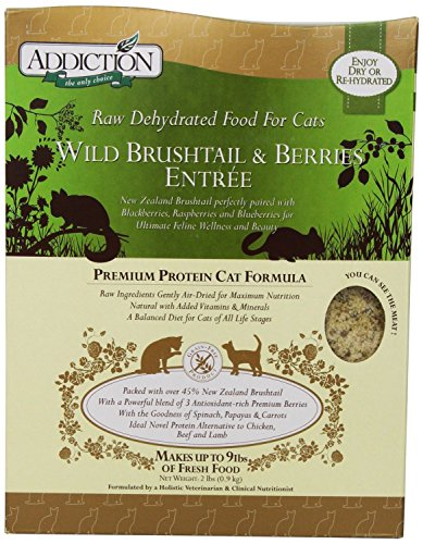 Addiction Wild Brushtail And Berries Entrée