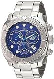 Invicta Men's INVICTA-14644 Pro Diver Analog Display Swiss Quartz Silver Watch