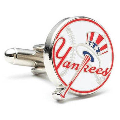 MLB New York Yankees Baseball Cufflinks