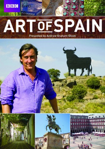 The Art of Spain [DVD]