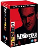 Tarantino Collection (Reservoir Dogs/Pulp Fiction/Jackie Brown/Kill Bill/Kill Bill 2) [DVD]