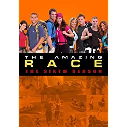 Amazing Race Season 6 (2004-05)