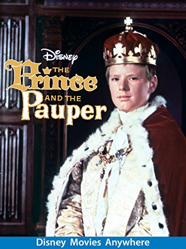 Amazon Com The Prince And The Pauper 1962 Guy Williams