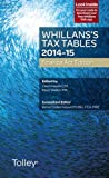 Whillans Tax Tables 2014-15
