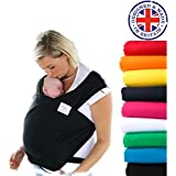 Baby Wrap Sling by Liberty Slings (choice of colours) Free Shipping