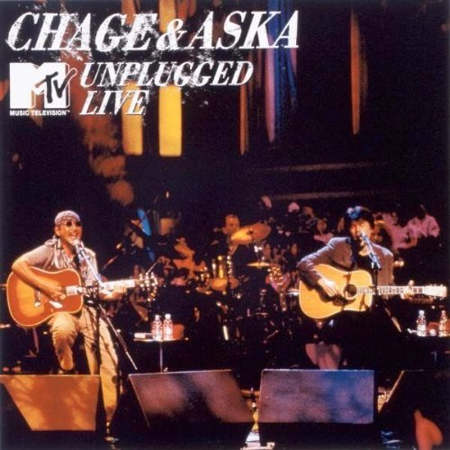 Amazon.com: CHAGE & ASKA: CHAGE & ASKA MTV UNPLUGGED LIVE(SHM)(ltd