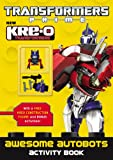 Transformers Prime Kre-O: Awesome Autobots Hasbro Entertainment & Licensing (France)