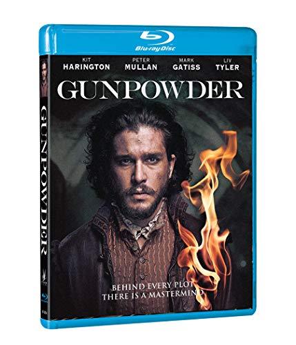 Blu-ray : Gunpowder (Blu-ray)