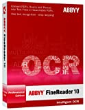 Abbyy FineReader 10 Professional Edition - Upgrade (PC CD)