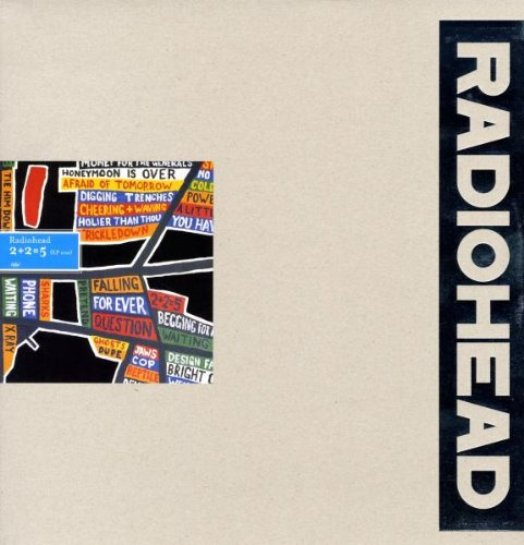 Radiohead - Remyxomatosis (Cristian Vogel Rmx) / Sktterbrain (Four Tet Rmx)