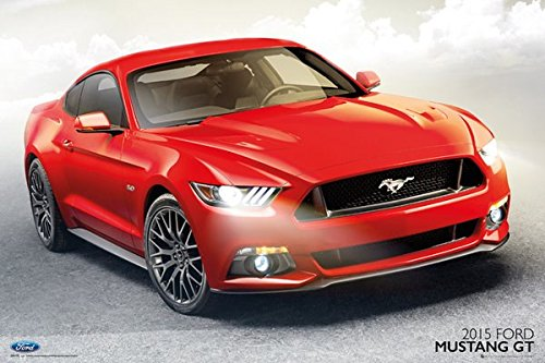 gb-eye-poster-61-x-915-cm-ford-mustang-gt-2015-maxi-poster