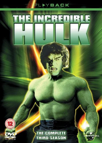 The Incredible Hulk: The Complete Third Season [dvd] Picture