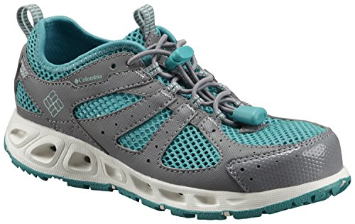 Columbia Youth LiquiflyTM II, Scarpa Trail Bambini (Miami/Candy Mint, 36)