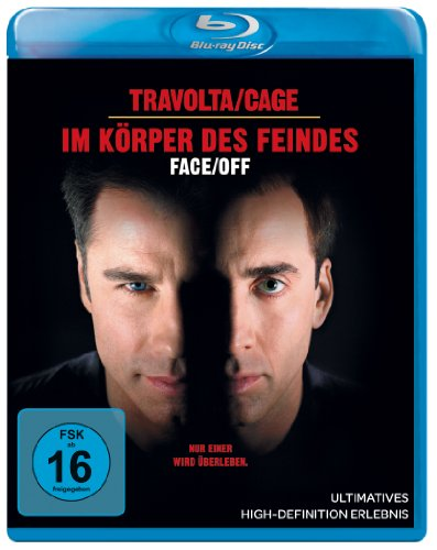 Im Körper des Feindes - Face/Off [Blu-ray]