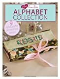 I Love Cross Stitch - Alphabet Collection: 9 Alphabets for personalized designs: 6