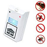 As Seen on TV! Riddex Plus Pest Repeller Pest Control Against Mouse, Rat and Insects with Built in Night Light
