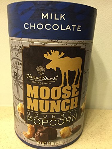 Harry & David, Moose Munch Gourmet Popcorn, Milk Chocolate, 10 Oz. (Moose Munch Milk Chocolate compare prices)