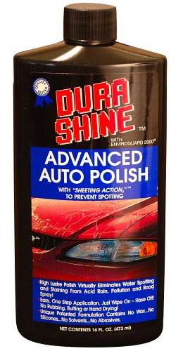 : Dura Lube HL-DSP16-06 16oz Advanced Dura Shine Polish