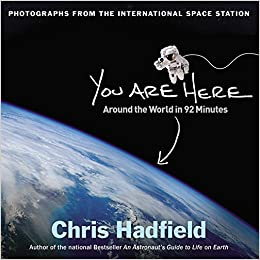 Chris Hadfield's book of photography from space,