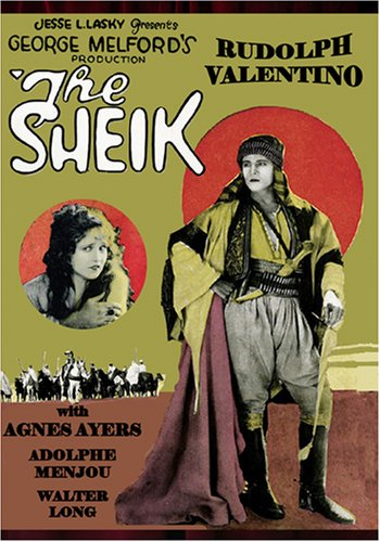 Cover art for  The Sheik