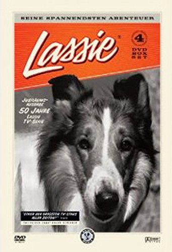 Lassie Collection - Volume 1 [4 DVDs]