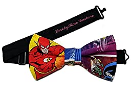 Star War-Super Heroes-Sci Fi Bow Ties (Group 2 of 2) (Large (12 years old to Adult), Flash)