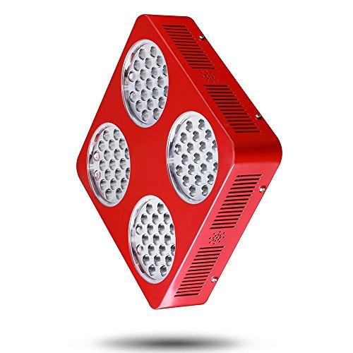 powerhuge full spectrum cob led grow light panel lampe f r innen flower veg plant yard garden. Black Bedroom Furniture Sets. Home Design Ideas