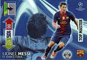 Champions League Adrenalyn XL 2012/2013 Lionel Messi 12/13 Top Master
