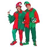 Elf Set Costume - Plus Size - Chest Size 48-53
