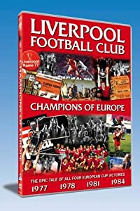Liverpool Football Club Champions Of Europe Dvd from ITV Studios Home Entertainment