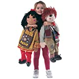 Rosie & Jim - Giant Jim dollby Born To Play