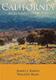 img - for California: An Interpretive History with Map Poster book / textbook / text book