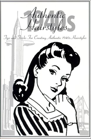 1940s hairstyles vintage living series. Authentic 1940s Hairstyles