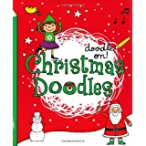 Doodle On!: Christmas Doodlesby Smriti Prasadam-Halls