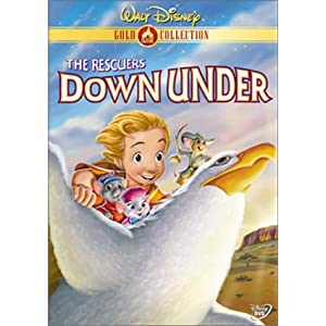 Disney The Rescuers Down Under (Disney Gold Classic Collection) Starring Bob Newhart, Eva Gabor, John Candy (Disney DVD, new) at Sears.com