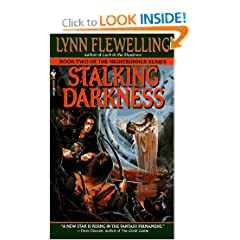 Stalking Darkness (Nightrunner, Vol. 2) by Lynn Flewelling and Gary Ruddell