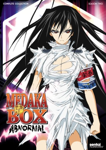 めだかボックス アブノーマル 北米版 / Medaka Box Abnormal COMPLETE COLLECTION [DVD][Import]