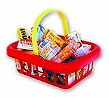 Chr. Tanner 4060.9  -  Productos de supermercado en cesta de compra de juguete [Importado de Alemania]