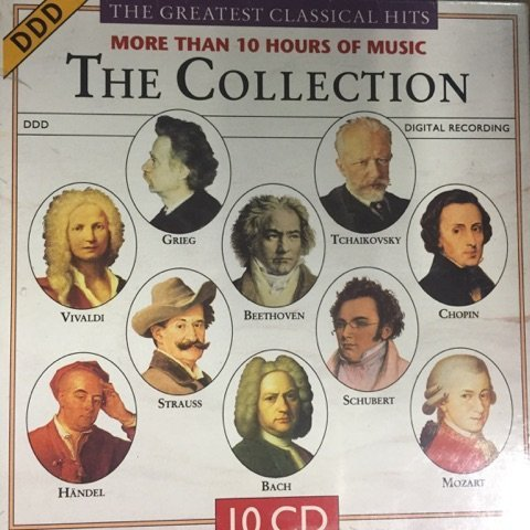 The Collection  The Greatest Classical Hits Picture