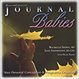 img - for HealthCheques: Journal Babies--Your Personal Conception & Pregnancy Organizer book / textbook / text book